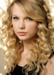 Model Rambut Untuk Wajah Oval - Classic curl