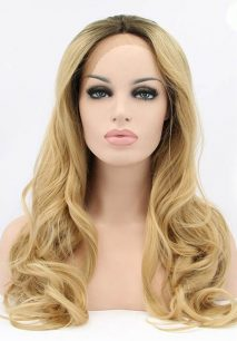 Model Rambut Keriting Gantung - Slicked Gelombang