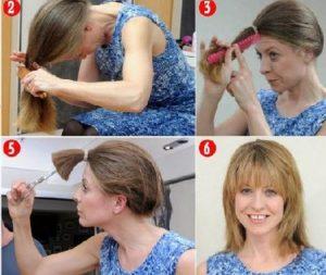 Cara Memotong Rambut Sendiri - Bob