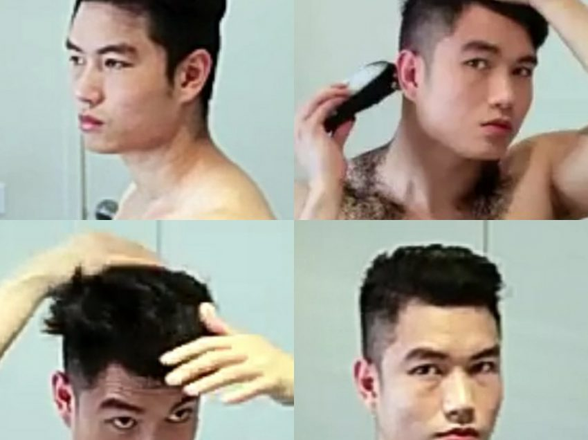 52 Cara Memotong Rambut Sendiri Dengan Rapi Untuk Pria dan Wanita
