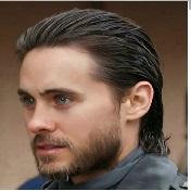 Model Rambut Pria Untuk Wajah Bulat - Back Hair
