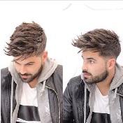 Model Rambut Pria Untuk Wajah Bulat - Mohichan