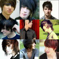 model rambut emo - Model Big Hair