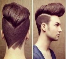 model rambut mohawk - Mohawk Mandarin