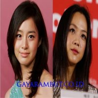 model rambut wanita korea - Sleek Fine Layers