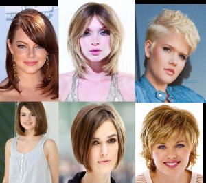 Model Rambut Pixied Cut