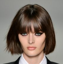 Model Rambut Pendek Sesuai Bentuk Wajah - Agyness Deyn