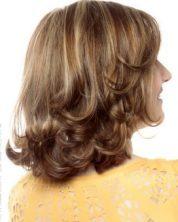 Gaya Rambut Untuk Wajah Bulat - Flipped Frock