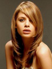 Model Rambut Untuk Wajah Oval - Shaggy