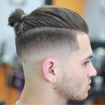 Model Rambut Pendek Sesuai Bentuk Wajah - Top Knot