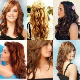 Gaya Rambut Panjang Wanita - Excellence Wave
