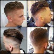 Model Rambut Pendek Untuk Wajah Bulat Badan Gemuk Dan Pipi - Gaya rambut pendek untuk wajah bulat pria