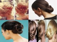 Cara Sanggul Rambut - twist