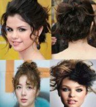 Cara Sanggul Rambut - Acak