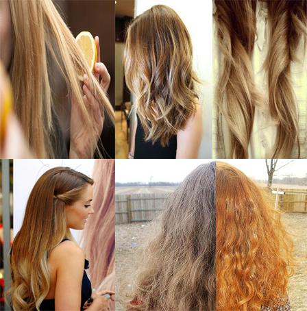 65 Cara Membuat Rambut Ombre Sendiri Dirumah Tanpa Harus ke Salon