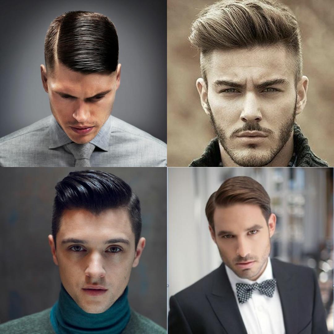 23 Model Rambut Belah Pinggir Samping Untuk Rambut Pendek Paling Keren -  GayaRambut.co.id a32bfcb546