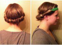 Cara Membuat Rambut Keriting - Bando