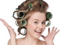 Cara Membuat Rambut Keriting - Rol Rambut