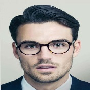 Model Rambut Pria Untuk Wajah Bulat - sicked back