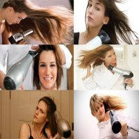 Cara Merawat Rambut Agar Lurus - Jangan Menggunakan Hairdryer