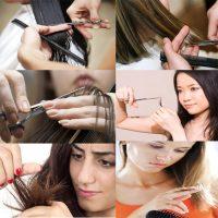 Cara Merawat Rambut Agar Lurus - Trim Rambut