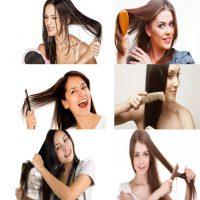 Cara Merawat Rambut Agar Lurus - Memilih Sisir