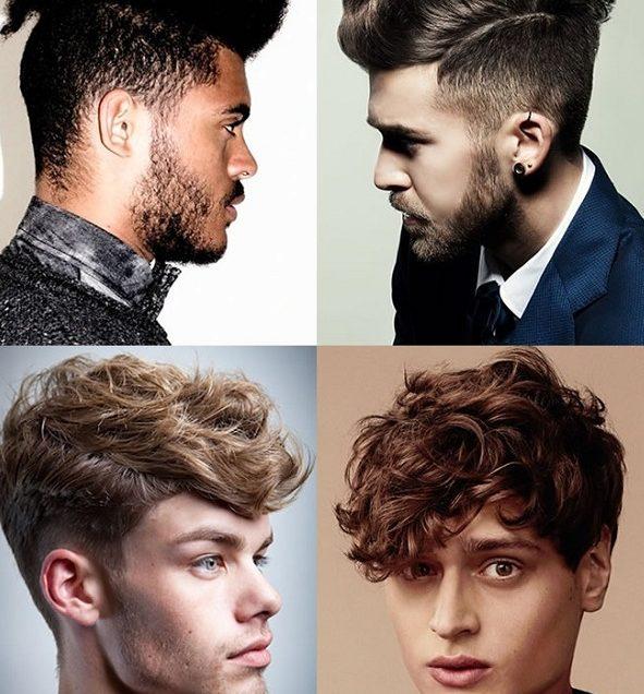56 Model Rambut Mohawk Hairstyle, Sasak, Mandarin dan Gantung Untuk Pria