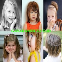 model rambut anak perempuan Medium Layer