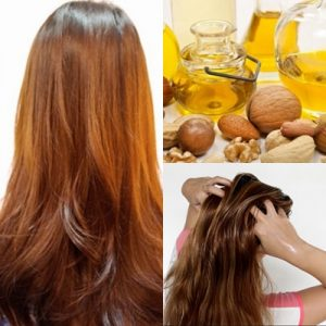 cara menghilangkan rambut bercabang dengan menggunakan Minyak Kemiri