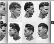 model rambut mohawk - Mohawk Gantung