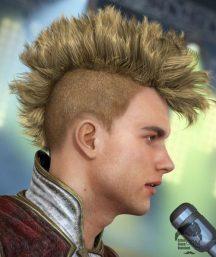 model rambut mohawk - Mohawk Sesed