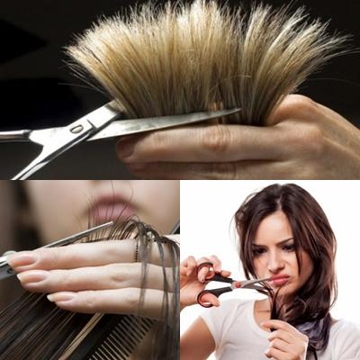 15 Cara Menghilangkan Rambut Bercabang dan Kering Secara Alami -  GayaRambut.co.id 8b0472d0cd