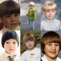 Model Rambut Anak Laki-laki - bowl cut