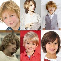 Model Rambut Anak Laki-laki - gondrong