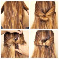 20 Cara Mengikat Rambut yang Simple dan Cantik fdae4f9c61