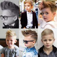 Model Rambut Anak Laki-laki - undercut