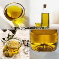 Cara Menumbuhkan Rambut Secara Alami - minyak zaitun