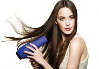 cara blow rambut sendiri dengan hair dryer