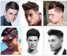 model rambut mohawk - Undercut