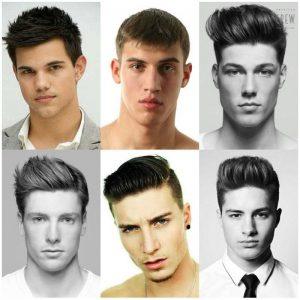 Blog Mahasiswa Model Rambut Pria Sesuai Bentuk Wajah