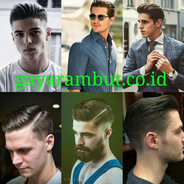 42 Cara Menata Rambut Undercut Dengan Pomade Untuk Pria - GayaRambut.co.id 80f6e9c345