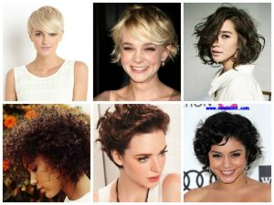 Model Rambut Asymmetric, Afro-textured, Updo, Pixie Cut