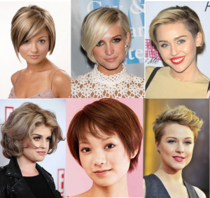 Model Rambut Asymmetric Cut, Crop dan Pixie Cut