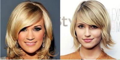 16 Model Rambut Untuk Pipi Tembem Untuk Wanita Masa Kini (#Tercantik)