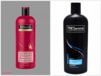 Tresemme Keratin Smooth Shampoo &Tresemme Deep Repair Shampoo