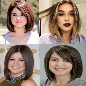 27 Model Rambut Untuk Orang Gemuk Agar Terlihat Kurus Gayarambut Co Id