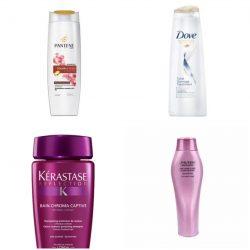 Pantene, Dove, Kerastase, dan Shiseido