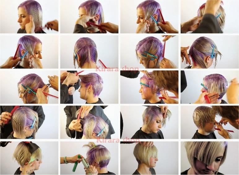 18 Cara Memotong Rambut Model Bob Untuk Semua Bentuk Ukuran