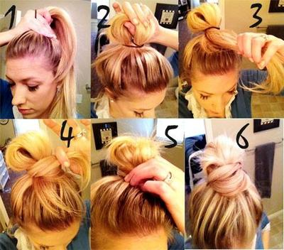 10 Cara Mengikat Rambut Messy Bun yang Mudah Untuk di Coba