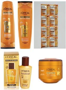 L'Oreal Paris Smooth Intense Caring